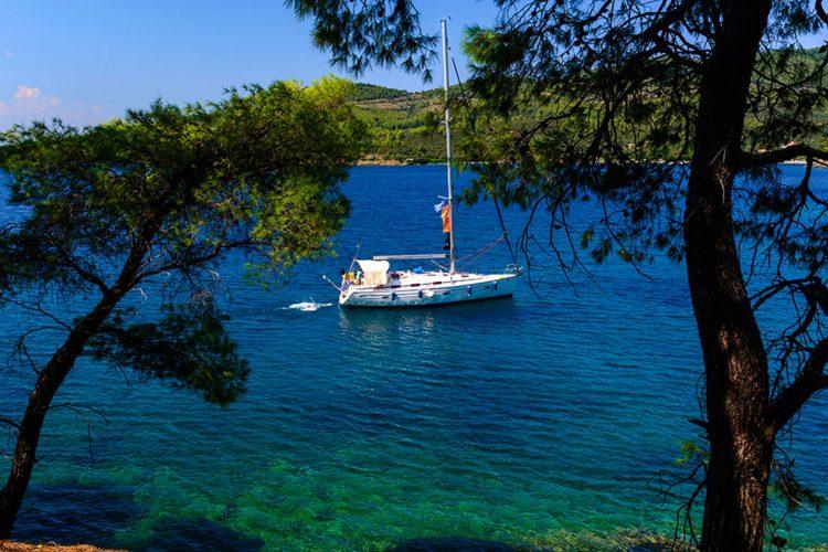 Sailing Cruises Halkidiki